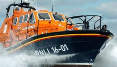 RNLI – The Royal National Lifeboat Institute | greenplanet.com
