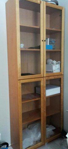 Hei! Katsohan ilmoitusta, jonka löysin Tori.fi:stä: China Cabinet, Bookcase, Shelves, Storage, Furniture, Home Decor, Purse Storage, Shelving, Decoration Home