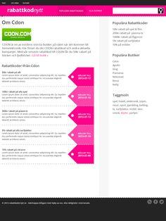 Mockup category page