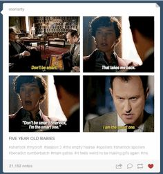 "Tumblr Reacts To The ""Sherlock"" Season 3 Premiere"