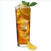 Texas Tea: 1oz vodka 1oz gin 1oz rum 1oz triple sec 1oz tequila 1oz Dr. Pepper 1 dash lime juice