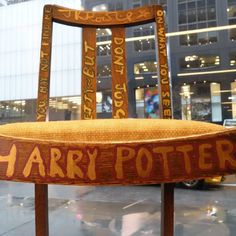 JK Rowling's Harry Potter chair sells for $517,812 in New York auction