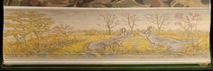 Watership Down on a fore edge