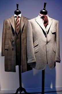 Chester Barrie Fall/Winter 2015