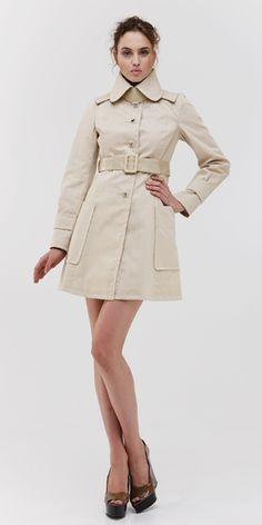 summer trench coat ++ mackage