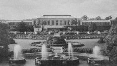 Longwood Gardens, a former du Pont estate, Kennett Square, Pennsylvania