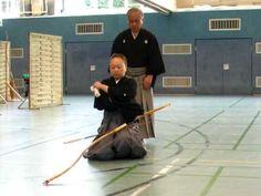 Yawatashi (1) - SATAKE Sensei, Hanshi 8e dan - Tasuki