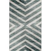 Found it at Wayfair - Ambrose Blue Angle Rug About $300