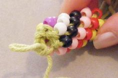 Bead Crochet Rope 7