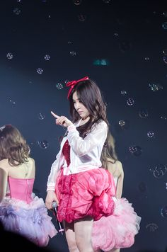 SNSD Tiffany Can she get any cuter? >.<