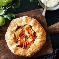 18 fall pumpkin recipes | Apple Pumpkin Galette | Sunset.com