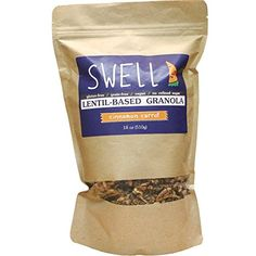 Swell Grain Free Granola 18 oz Cinnamon Carrot ** Be sure to check out this awesome product. Note: It's an affiliate link to Amazon.