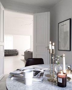 liifeofebba.se // interior // coffee // marble