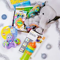 It's Day 9 of our 12 Days of #PINCHmas! Can you believe it? Today's prize - the Everything Baby Prize Pack! A box full of toys and books for the little one in your life! As always, enter through link in the bio!