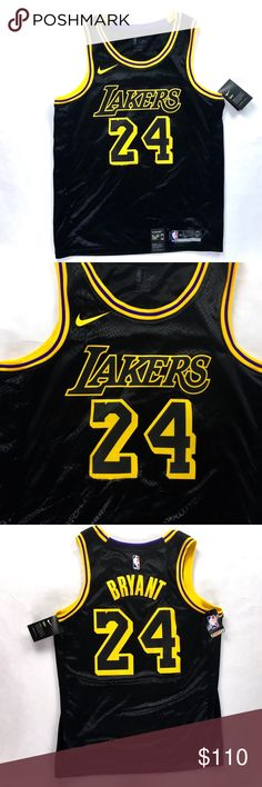Nike LA Lakers Kobe Bryant City Swingman Jersey Nike NBA LA Lakers Kobe  Bryant City Edition 3c7849a41