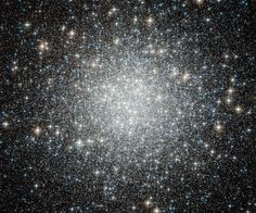 If our Sun were part of M53, the night sky would glow like a jewel box of bright stars.
