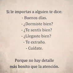 Todos buscamos atencion despues de todo C: (We all look for attention) Sad Quotes, Love Quotes, Inspirational Quotes, Motivational Phrases, Sad Love, Love You, Sad Texts, Cute Phrases, Love Truths