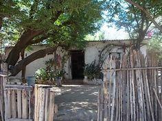 Typical casa in Laduana