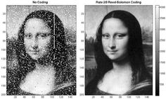 ScienceAlert  Astronomers beamed an image of Da Vinci's Mona Lisa from Earth to a spacecraft orbiting the Moon. Each pixel travelled some 384,000 km (240,000 miles) to reach its destination. Once the image was received, transmission errors caused by the Earth's atmosphere were corrected. This is the first time one-way laser communication at planetary distances is achieved.
