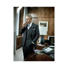 "Steve McQueen in ""The Thomas Crown Affair"" directed by Norman Jewison in 1968.  #icon #inspiration #inspirational #movie #style #menwithclass #suitup #suits #ootdmen #Office #suitandtie #menstyle #classy #stevemcqueen #60s #menwithclass #menwithstyle #mcm #actor #film #hollywood #fayedunaway"