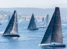 Sail World - The world's largest sailing news network; sail and sailing, cruising, boating news Sail Racing, Sail World, Sail Away, The Rock, Sailing Ships, Worlds Largest, Cruise, Sunset, Building