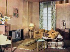 Art Deco Color Schemes Gallery | Decopix