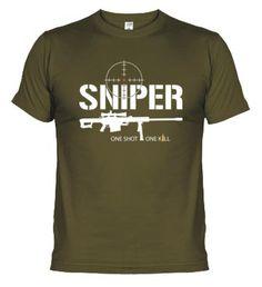 Camiseta BRIPAC. Brigada Paracaidista. Sniper. Francotirador. www.paracamisetas.com