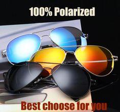 New Brand   Alloy+PC Frame Sunglasses Fashion Men's Driving Holiday Sport Sun glasses Hi-Q 9 Colour
