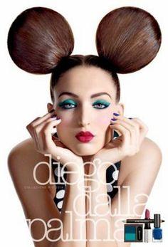 simo make-up: La Topolotta collezione Diego dalla Palma
