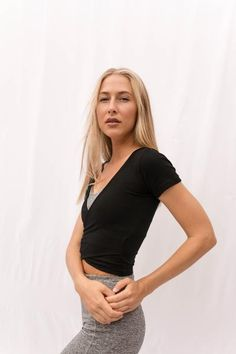 bcb40856066e SARA Feather Weight Bodysuit Cream – Essentials For Zula. Milès · fair  fashion • ethical wishlist · ISABELLE Wrap Top Black – Essentials For Zula