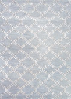 Baroque Hampton Sky Blue Area Rug from FROY