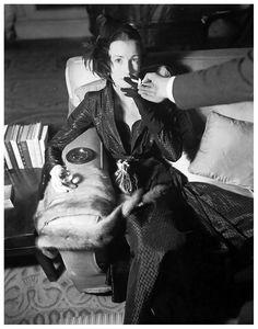 THE LEAD, Wenda Parkinson, Vogue 1940