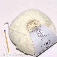 Merino 130 compact Offwhite von Lang Yarns