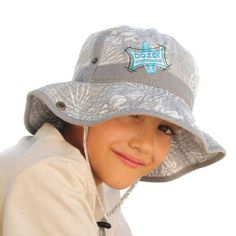 Dozer Boys Sun Hat Bucket Floppy Patrol Grey 12c95eab0ccd