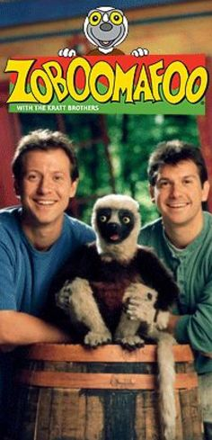 While walking in the woods one day Chris & Martin saw something strange, a leaping lemur who liked to dance & play. I love this show, it was my childhood Right In The Childhood, Childhood Tv Shows, 90s Childhood, My Childhood Memories, My Little Kids, Tv Retro, Pbs Kids, Old Shows, 90s Nostalgia