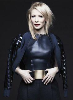 Cate Blanchett - Elle Canada - January 2014