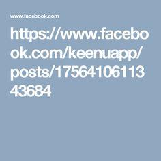 https://www.facebook.com/keenuapp/posts/1756410611343684