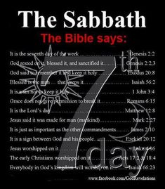 And the Sabbath is a SATURDAY, not a SUNDAY - sunday worship is for pagans worshipping the sun gods. learn some Hebrew if you truly want to understand the scripture. Bible Teachings, Bible Scriptures, Bible Quotes, Lyric Quotes, Quotes Quotes, Bible Study Notebook, Scripture Study, Notebook Quotes, Religion