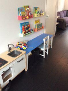 1000 images about opbergsysteem speelgoed on pinterest ikea toys and ikea hacks - Houten bureau voor kinderen ...