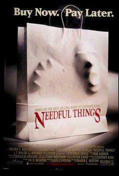 NEEDFUL THINGS // usa // Fraser C. Heston 1993