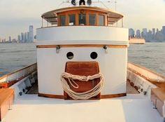 smiley boat : )