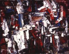jean paul riopelle | Jean-Paul Riopelle | Beaverbrook Art Gallery