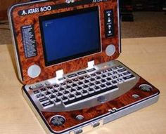 13 Awesome Atari Reinventions #DIY trendhunter.com
