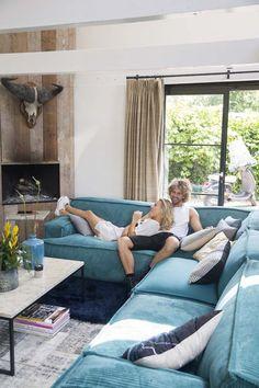 Trendhopper ● Heerlijk thuiskomen op deze relaxte loungebank!