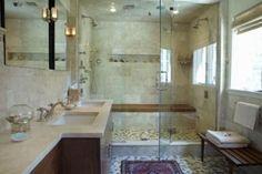 Bathroom Ideas Open