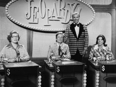 jeopardy game show - Google Search
