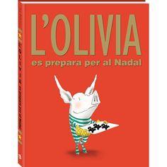 Falconer, Ian. L'OLIVIA ES PREPARA PER AL NADAL. Andana, 2013.