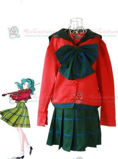 Sailor Moon Kaiou Michiru Sailor Neptune Cosplay Costume For Sale