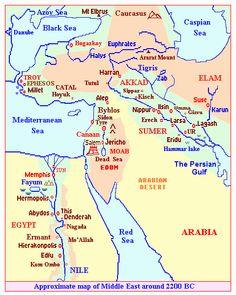 Map Of Mesopotamia Mesopotamia Pinterest Ancient Mesopotamia - Map of egypt mesopotamia and israel