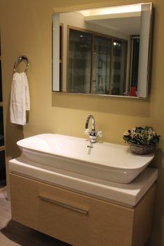 Story basin faucet